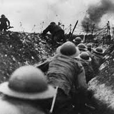 The Battle of Verdun timeline