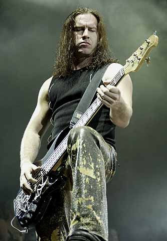 The original bass player of Brawl and Disturbed