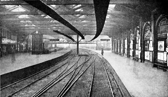 500 Miles of Railroad in Britain