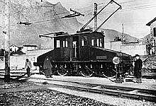 Electric Railroad