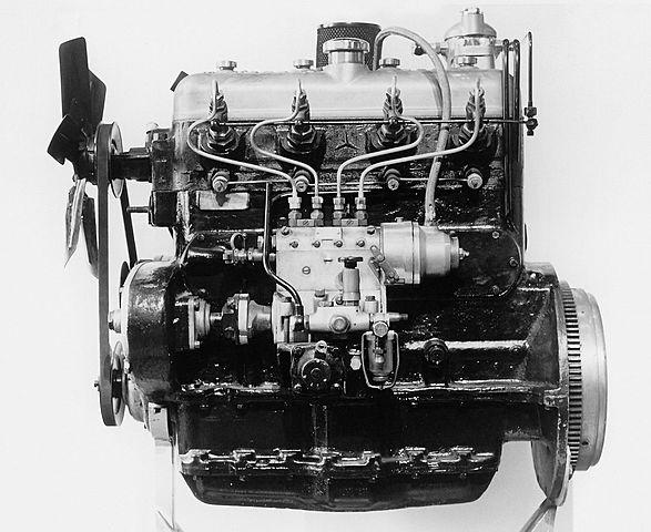 The Diesel Engine