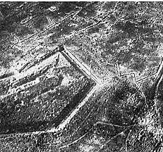 The French Assault of Fort Douaumont