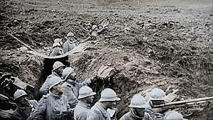 The French Take Douaumont