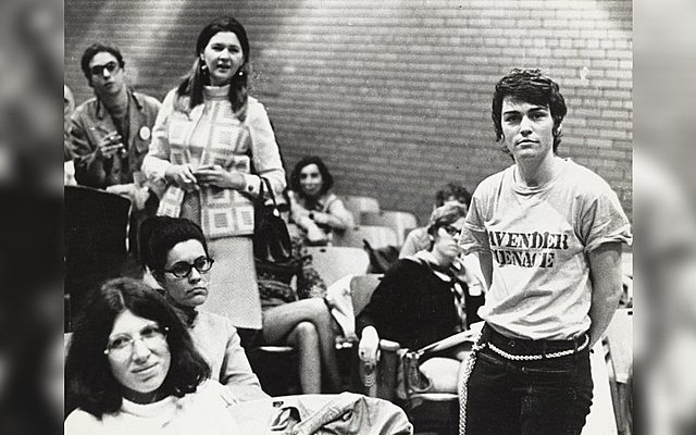 Daughters of Bilitis, 1st org for lesbian visibility
