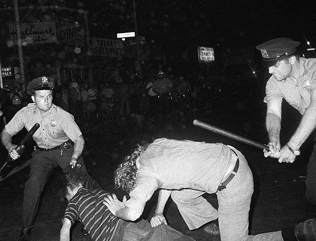 Stonewall Riots Begin