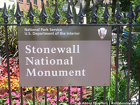 Stonewall Inn becomes a national monument