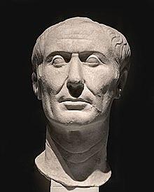 Julius Caesar Born
