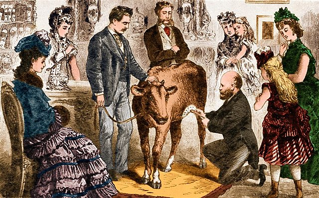 Invención de la primera vacuna