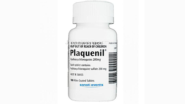 FDA grants approval for Plaquenil (hydroxychloroquine sulfate, aka HCQ)
