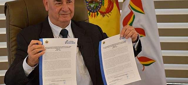 José Luis Parada deja el Ministerio de Economía