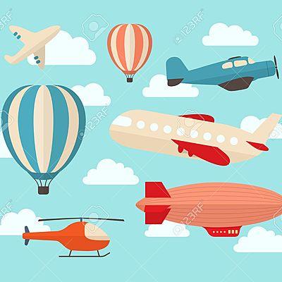 Linea del tiempo transporte aéreo nacional timeline