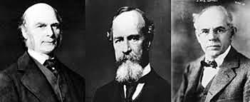 Francis Galton, William James y James Cattell