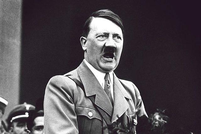 Hitler Becomes Fuhrer