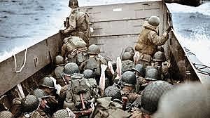 D-Day (Landings on Normandy Beach)