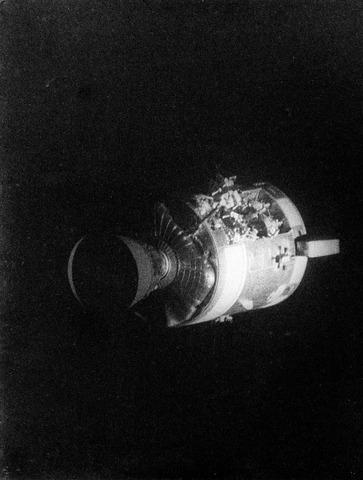 Apollo 13 saved