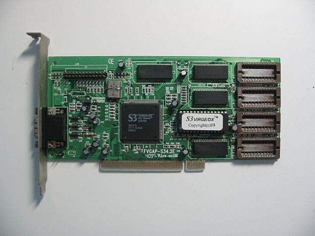 S3 ViRGE - S3 Graphics