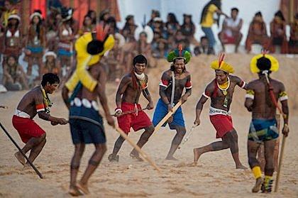 Juegos Indigenas y Juegos de la Gran Aldea