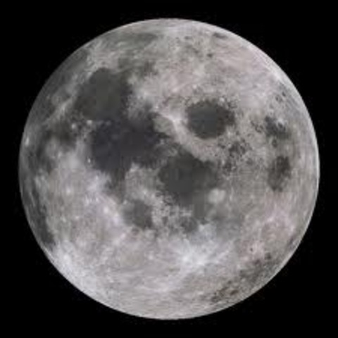 First up-close images of The Moon.