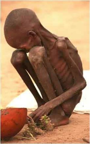 Hunger, Famine and Flood