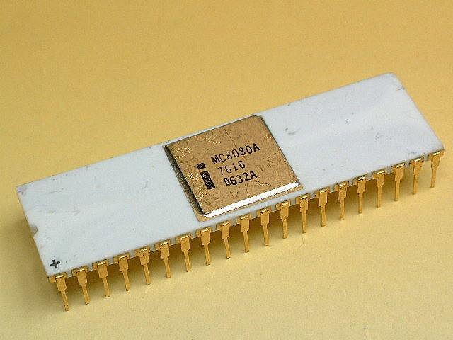 INTEL 8080 E 8080A
