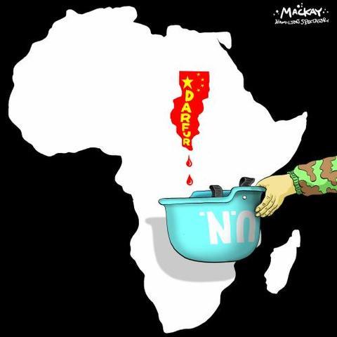 UN Takeover of Darfur