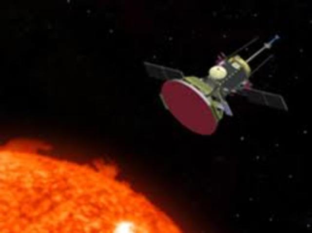 Spacecraft Ulysses reaches a maximum