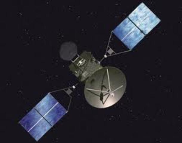 NASA satellite Stardust
