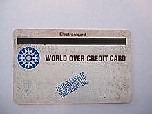 Primeiro cartão de crédito