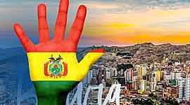 HISTORY OF BOLIVIA  timeline