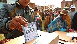 Bolivian general election