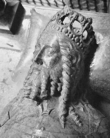 Death of Kazimierz Wielki - the last king of the Piast dynasty 1370r.