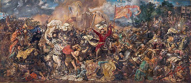 Battle at Grunwald1410r.