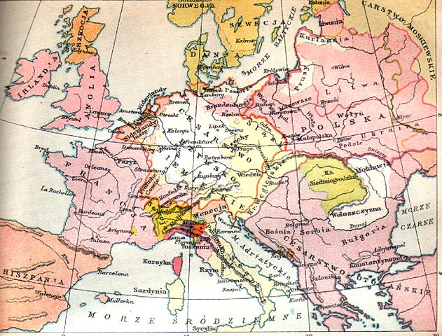 Century of wars XVII w.