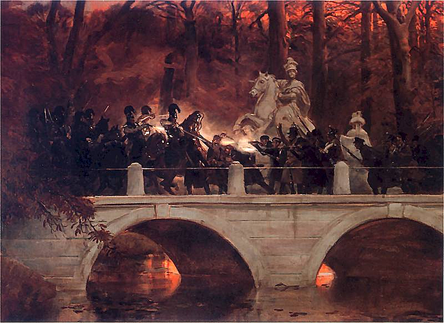 Listopadowe Uprising (November Uprising)- 1830r.