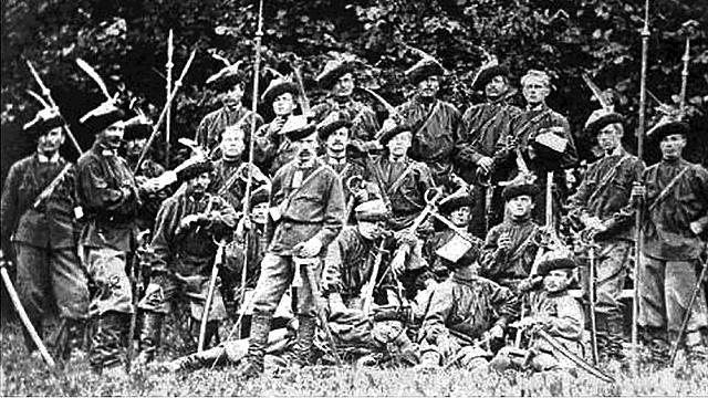 Styczniowe Uprising (January Uprising) - 1863r.