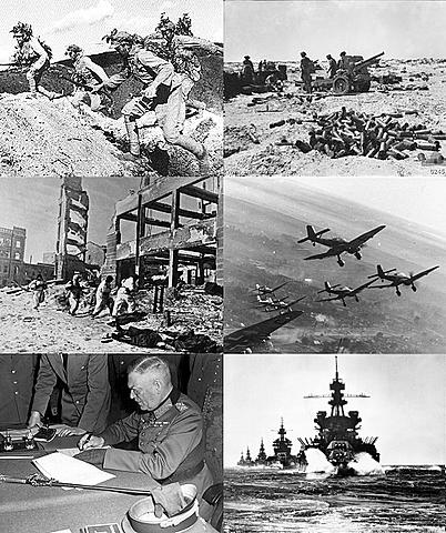 Outbreak of World War II- 1939r.