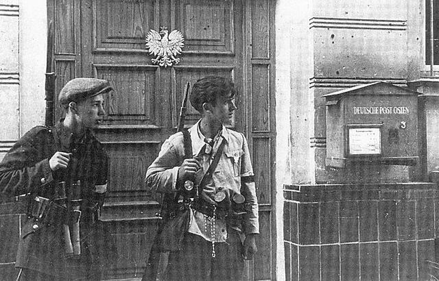 Warsaw Uprising  - 1944r.