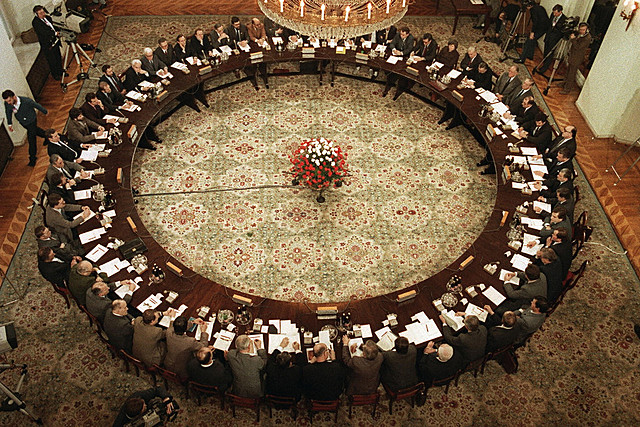 Polish Round Table Agreement- 1989r.