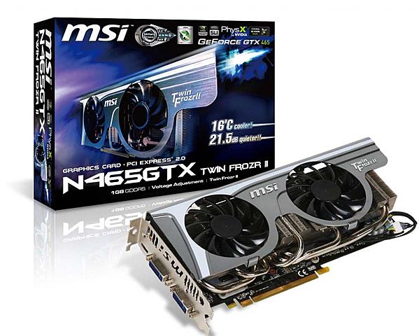 GeForce 400 e 500 series (Fermi) - Nvidia