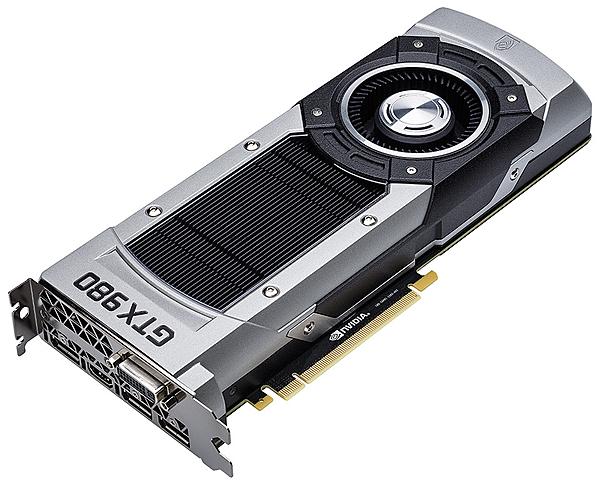 GeForce 900 (Maxwell) – Nvidia