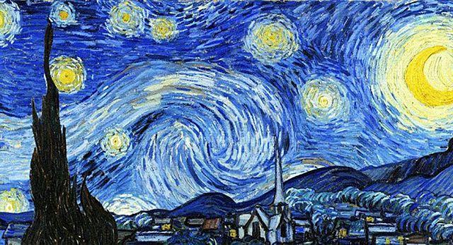 Van Gogh ingresa en el manicomio