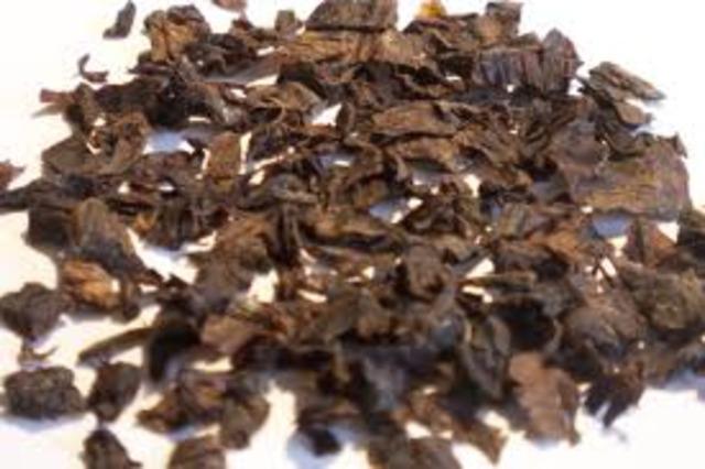Produccion de tabaco