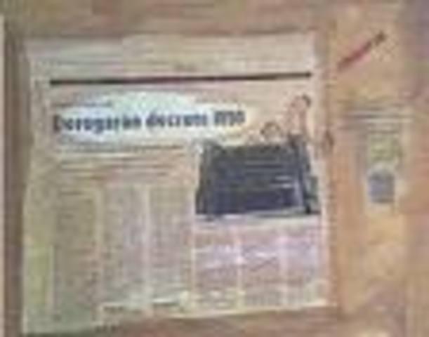 decreto 1850