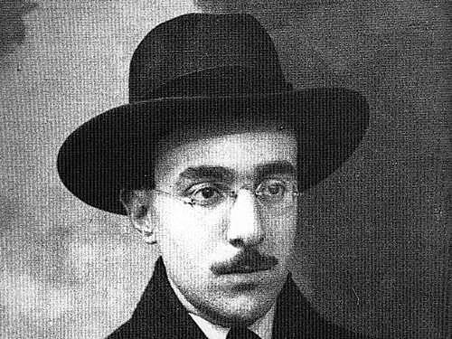 Fernando Pessoa - Poeta português