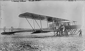 The First Quadrimotor