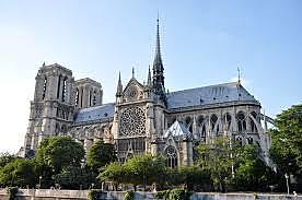 Cathédral Notre Dame de Paris
