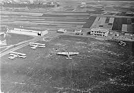 First Airport