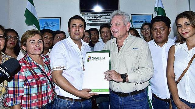 Approval of the Cruceño Autonomous Statute