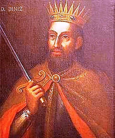 D. Dinis - Trovador medieval