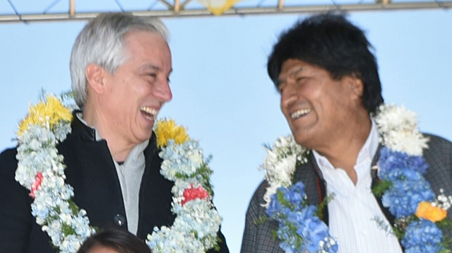 """Evo Morales """"enabled"""" for elections"""